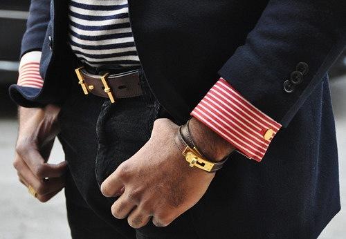Как выбрать кожаный мужской ремень