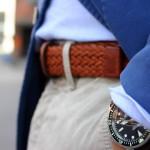 Важный аксессуар: как выбрать мужской ремень