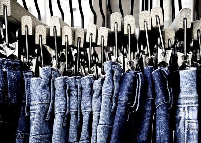 как опередить размер джинсов мужских