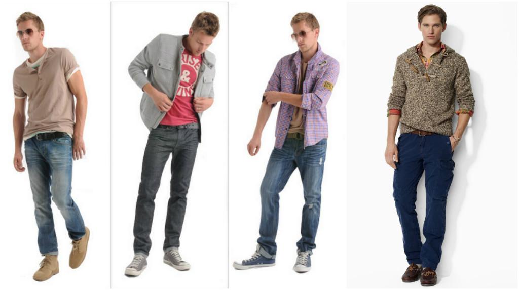 Как правильно выбрать джинсы мужчине: гид для заботливых женщин