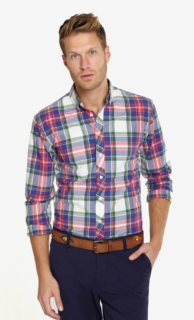 Как выбрать размер рубашки