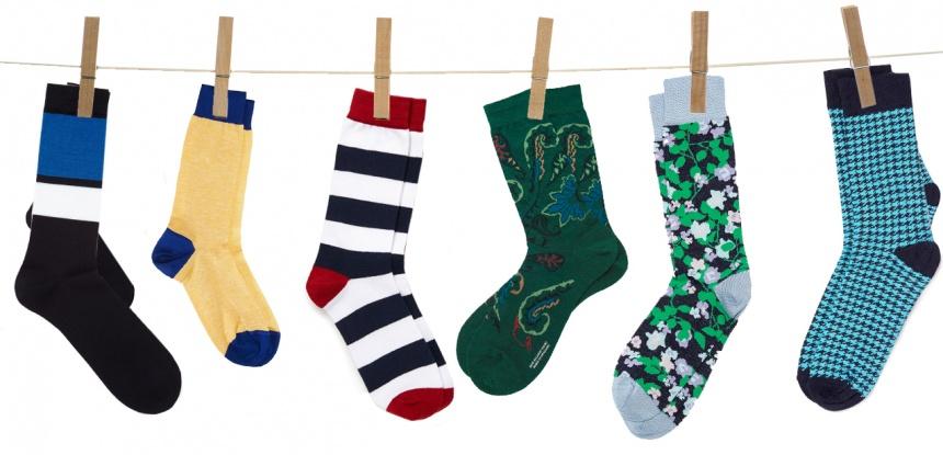 Как подбирать носки мужские