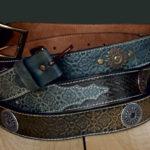 Настоящий ковбойский аксессуар: подбираем размер ремня из США