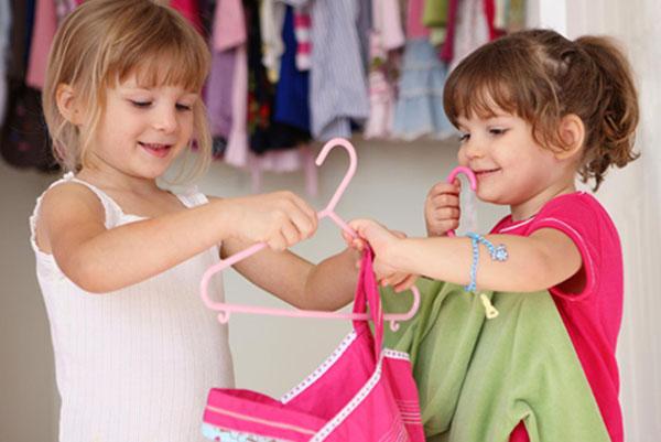 Детские размеры одежды, Украина