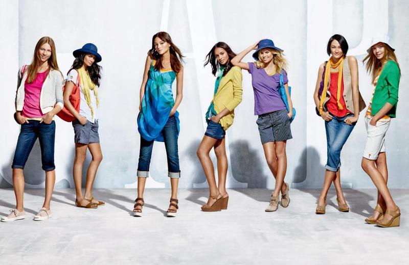 Размер женской одежды из США, Россия