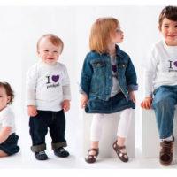 Сверьтесь с таблицей размеров детской одежды на Украине