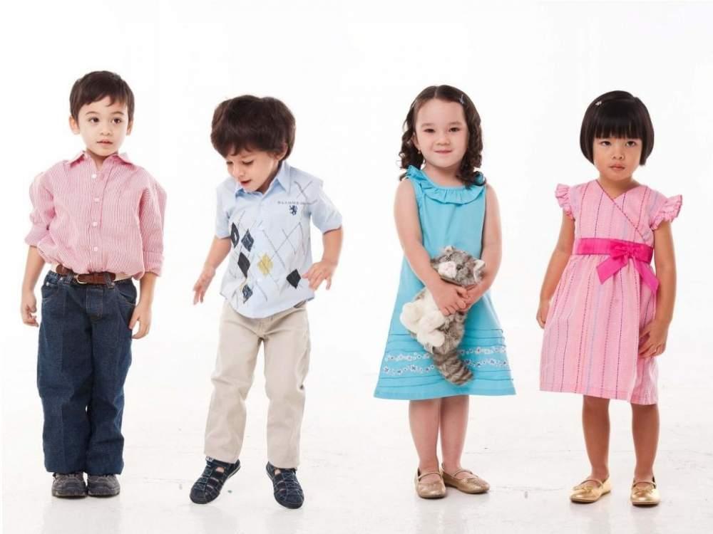Турецкие размеры детской одежды