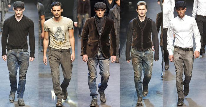 Выбираем модные джинсы по размеру