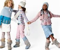 Выбираем турецкие размеры детской одежды
