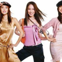 Японские размеры одежды - выбираем свой