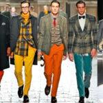 Европейские размеры мужских брюк