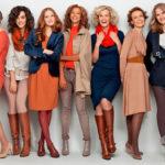 Таблица размеров женской одежды по ГОСТУ: ищем свой