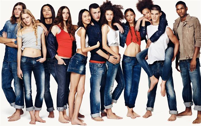 как подобрать размер итальянских джинсов