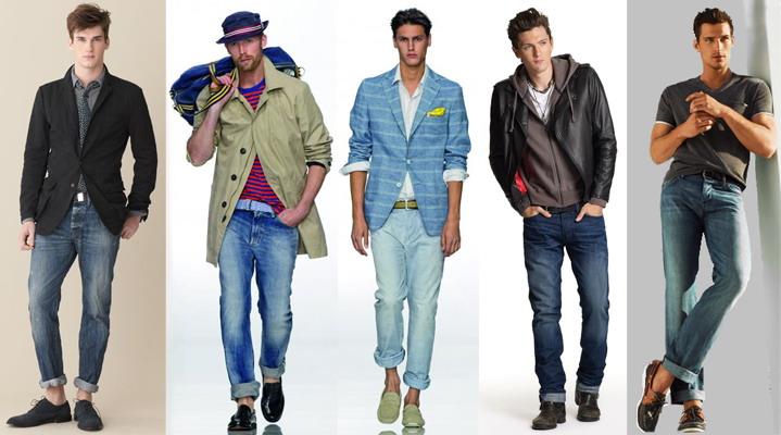 Как выбрать джинсы мужчине