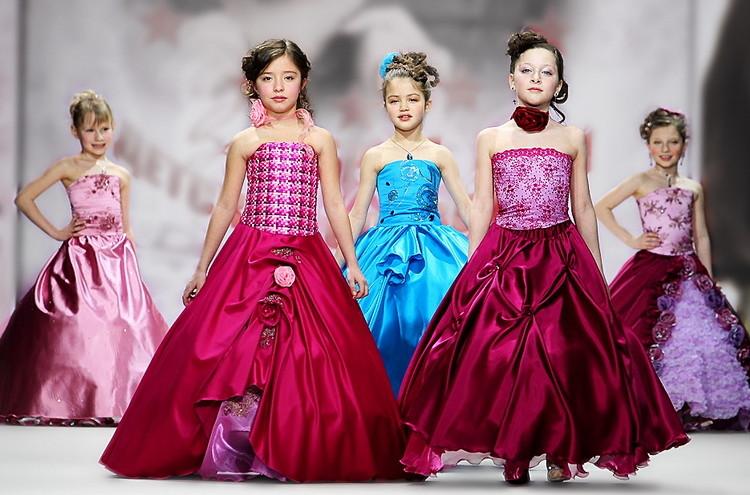 размеры платьев для девочек