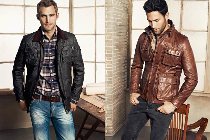 Как выбрать кожаную мужскую куртку?