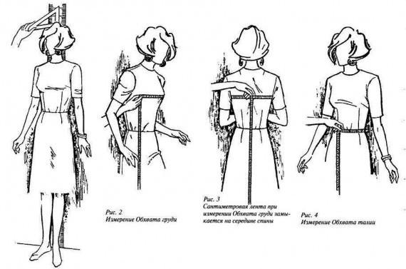 размеры одежды l для женщин