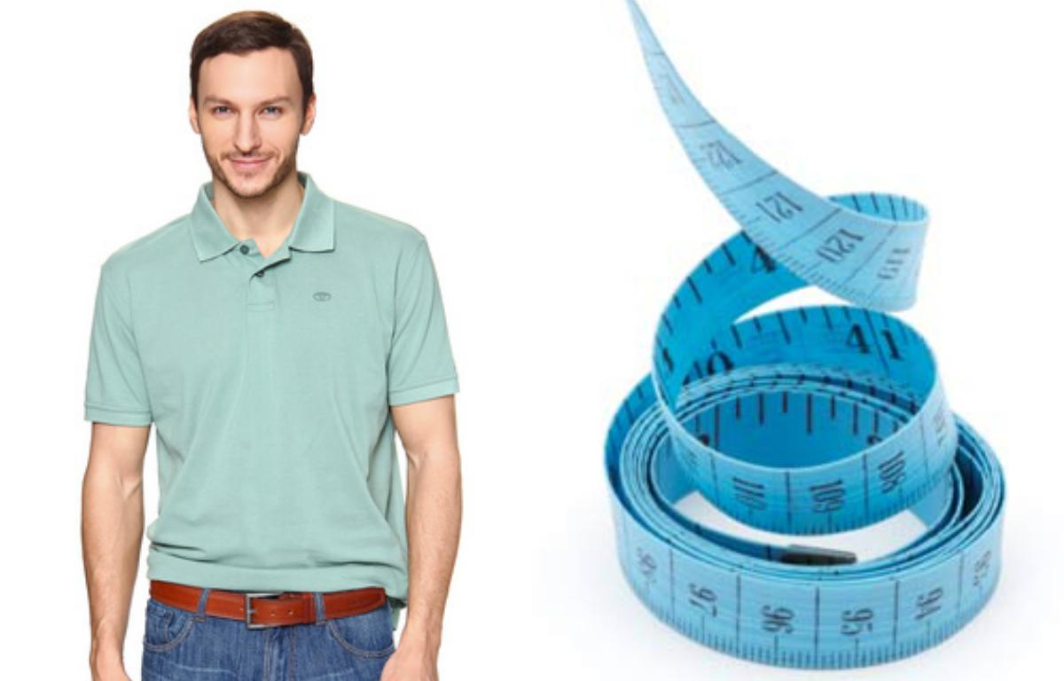 Как определить мужской размер одежды