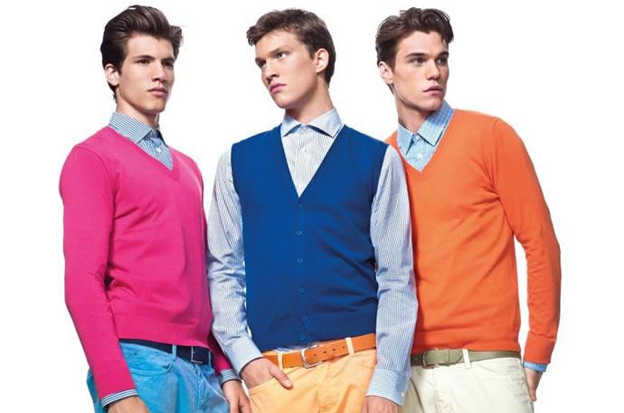 Определение размера одежды у мужчин