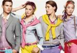 Определение английского размера одежды