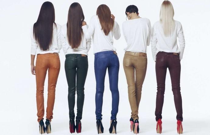 как определить российские размеры джинсов