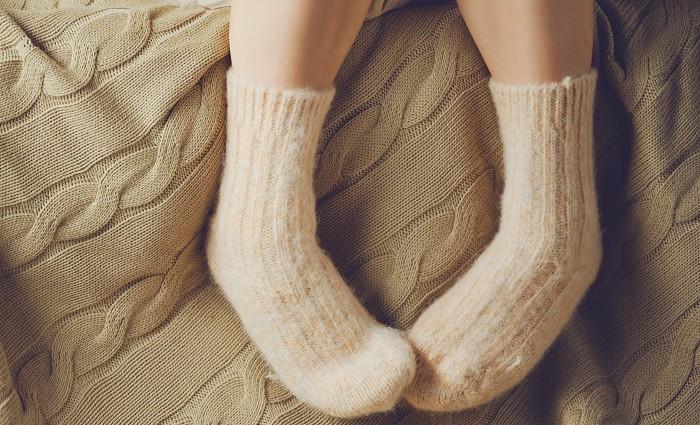 размеры женских носок