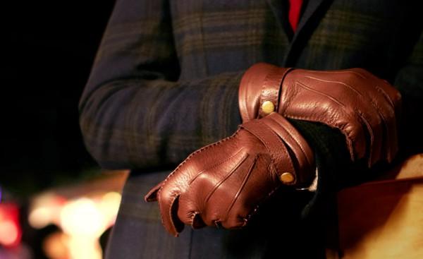 Размер мужских перчаток