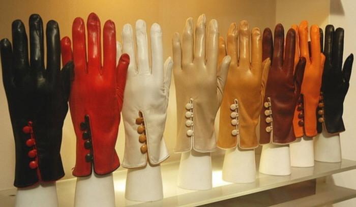 как узнать размер перчаток женских