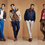 Таблица размеров мужской одежды по буквам