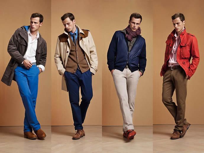 Размеры мужской одежды по буквам