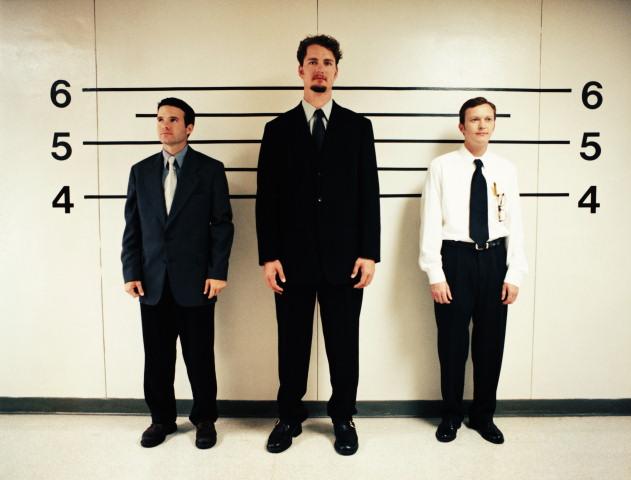 Таблица размеров мужской одежды по росту