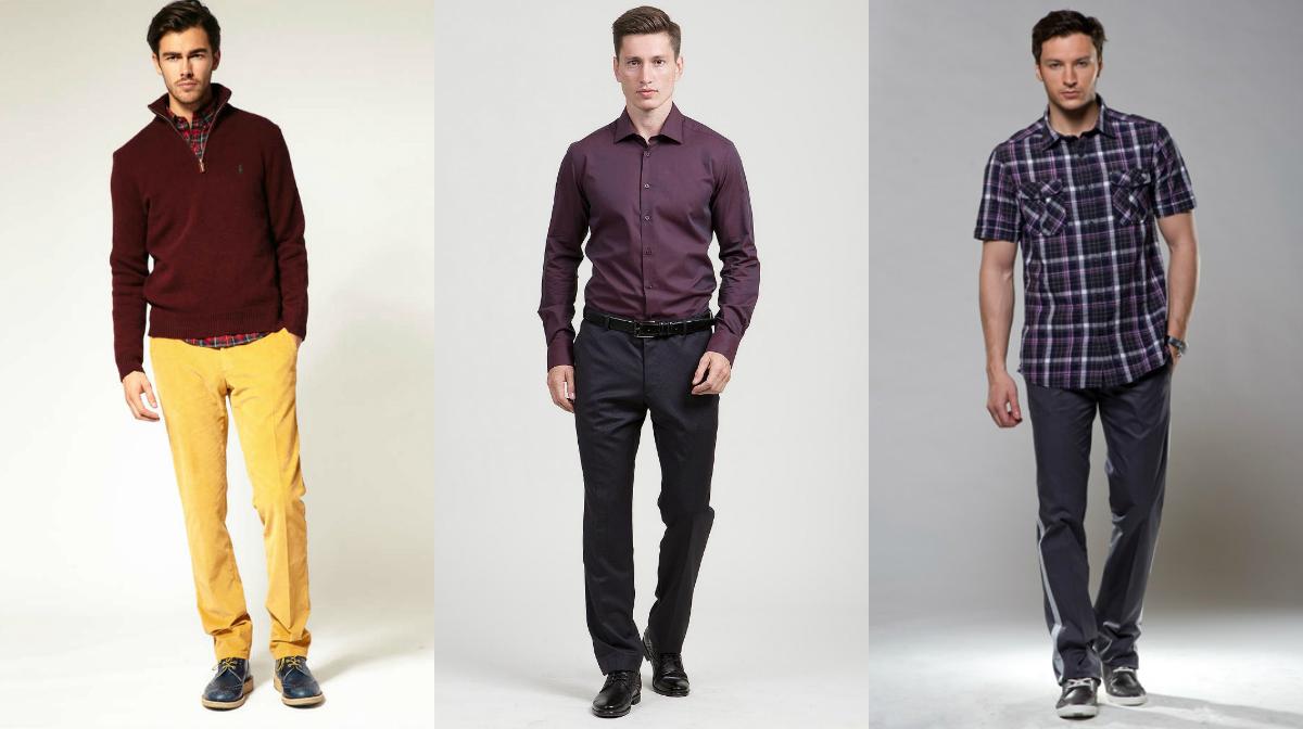 Размеры штанов мужских: как узнать