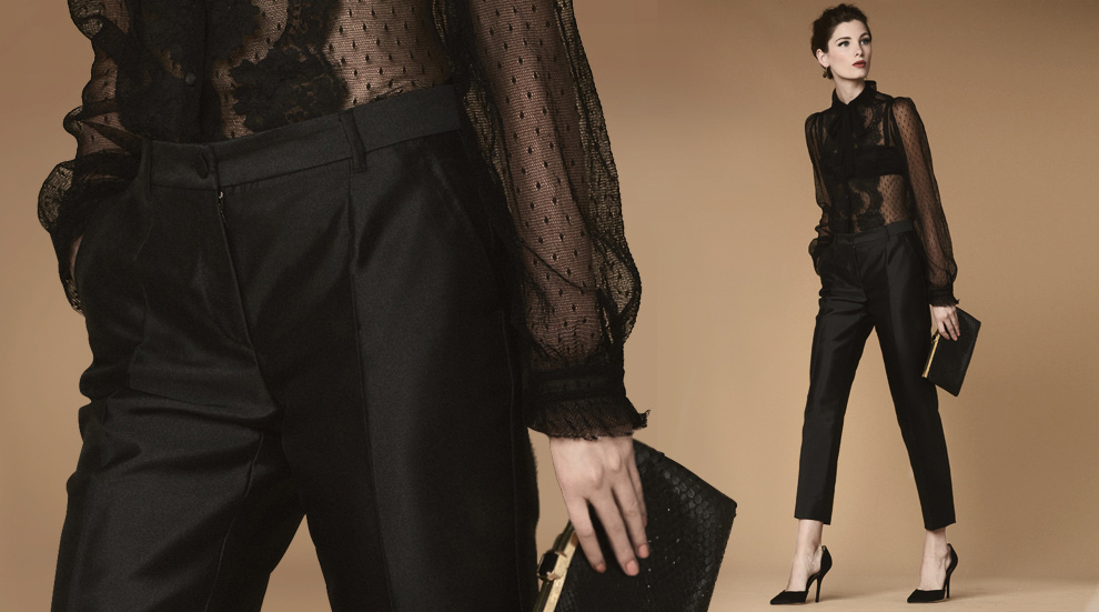 женские размеры одежды брюки