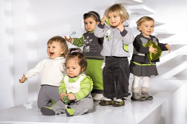 английский размер детской одежды