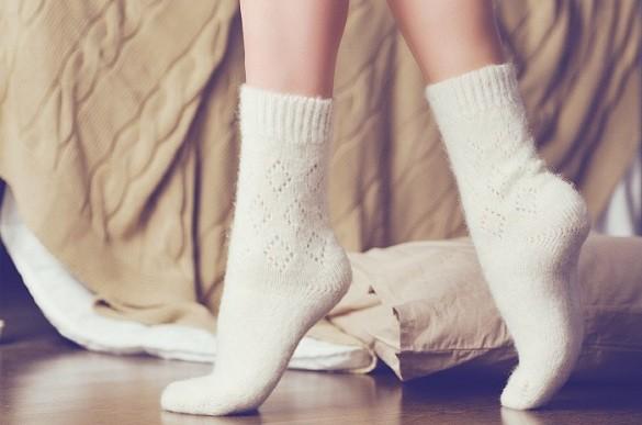 как определить размер женских носков