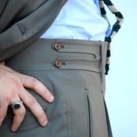 как определить размер штанов мужских