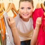 Размеры женской одежды в цифрах