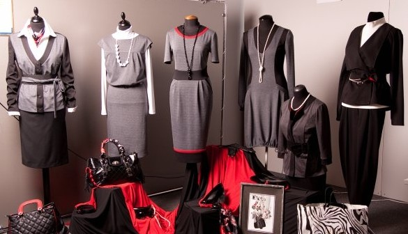 линейка размеров женской одежды
