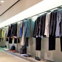 Соотношение размеров мужской одежды