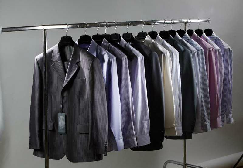 Международная таблица размеров мужской одежды, соответствие