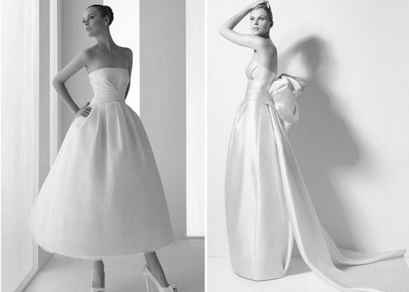 как узнать размер свадебного платья