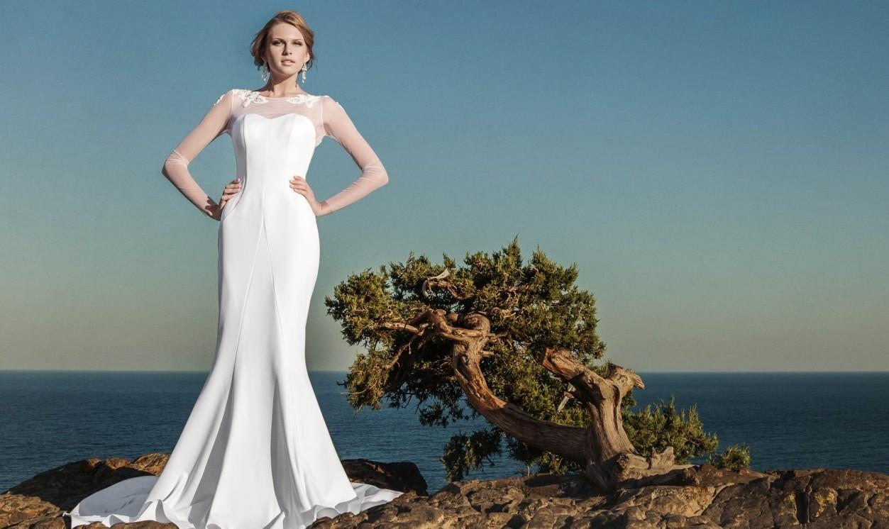 как определить размер свадебного платья