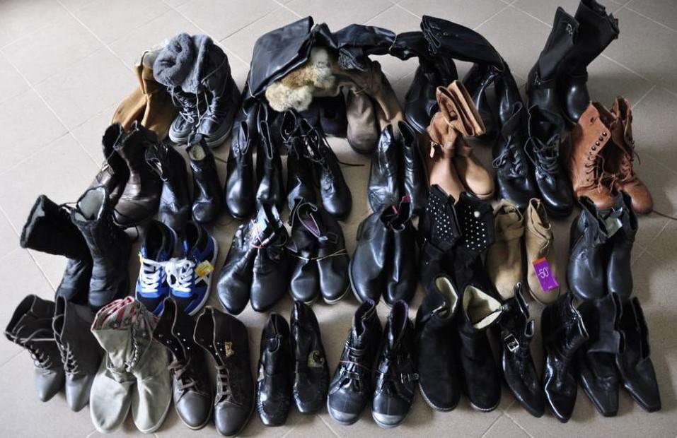 размеры обуви великобритания