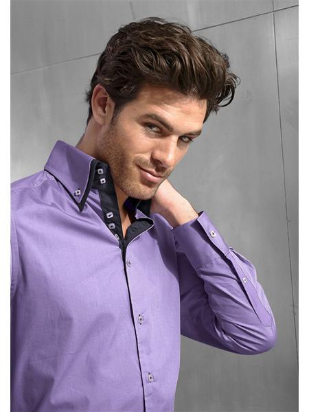 Как определить размер мужской рубашки