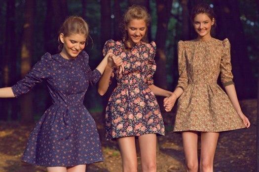 Подобрать идеальный фасон платья