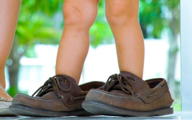 Как подобрать туфли ребенку