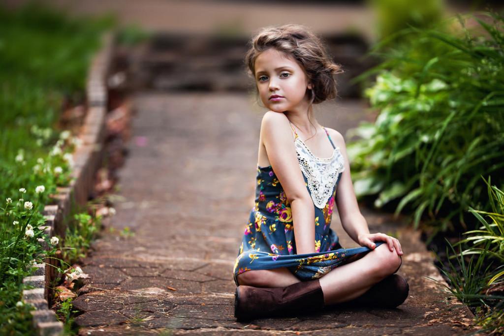 Советы как выбрать платье для девочки