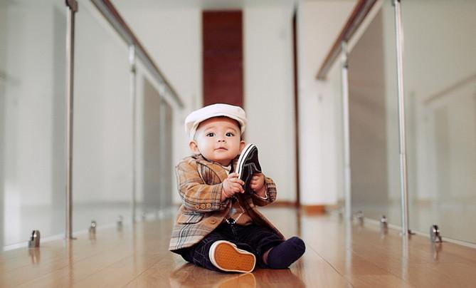 Выбираем размер обуви для мальчика