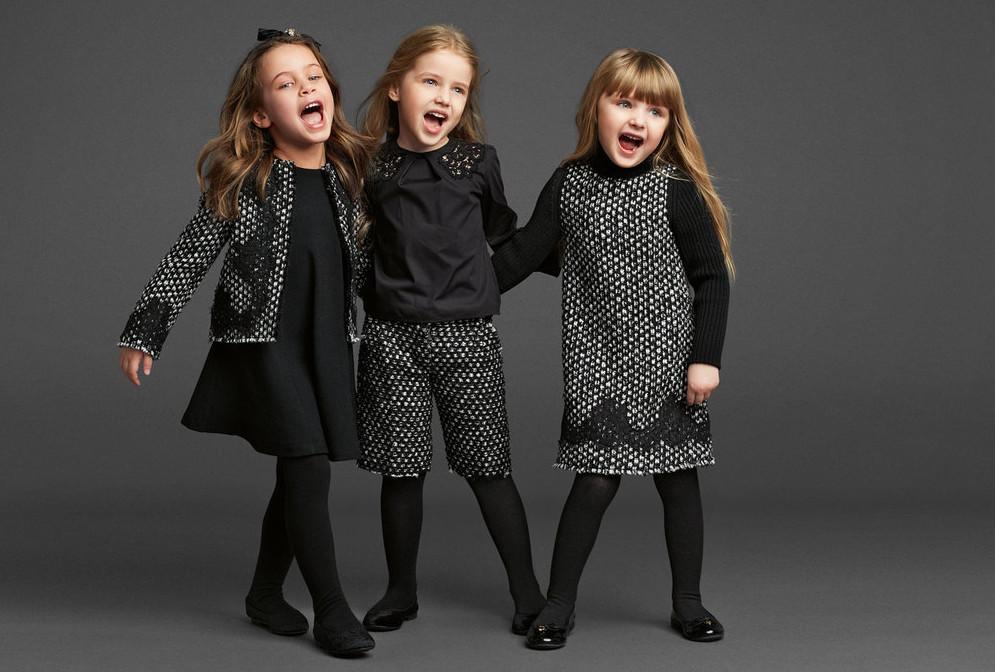 Разбираемся в детских размерах одежды для девочек