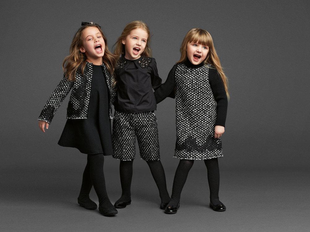 Одежда для полной девочки